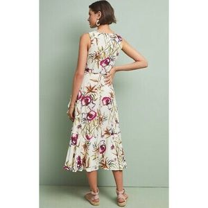 Anthropologie Dresses - NWT ANTHROPOLOGIE The Odells The Iris Dress Sz LP